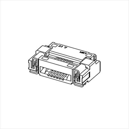 molex  FFC/FPC连接器104247系列 0.5mm