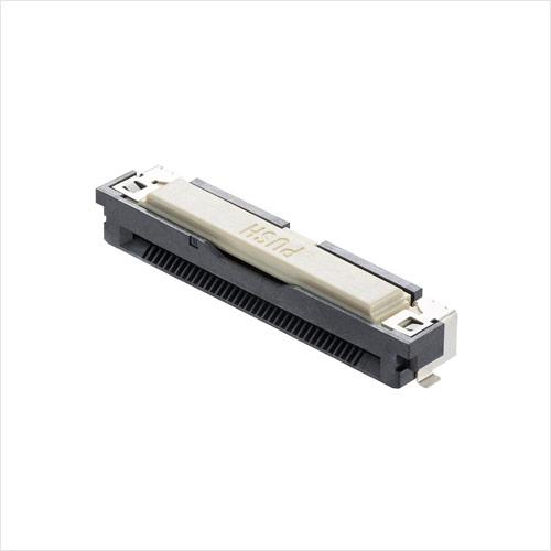 molex  FFC/FPC连接器200485系列 0.5mm
