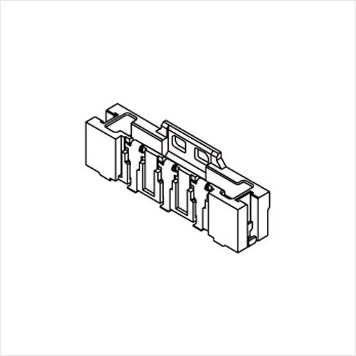 molex  FFC/FPC连接器501786系列 0.5mm