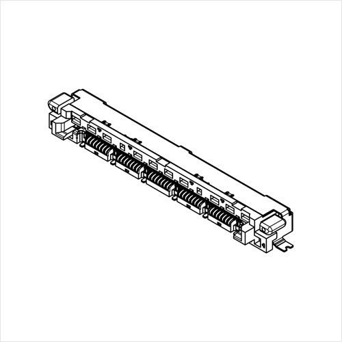 molex  FFC/FPC连接器503908系列 0.5mm