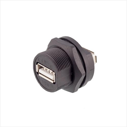 防水USB 2.0(座子双头)